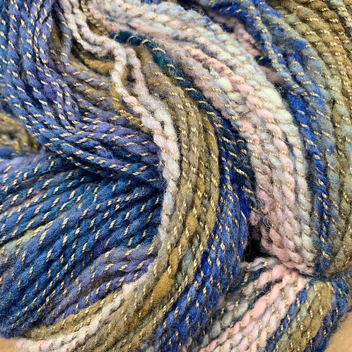 100% NORO Wool plied with cotton