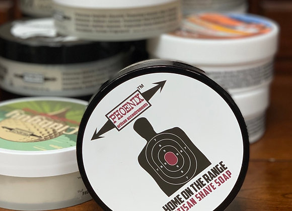 Phoenix Shave Soap - Home on The Range