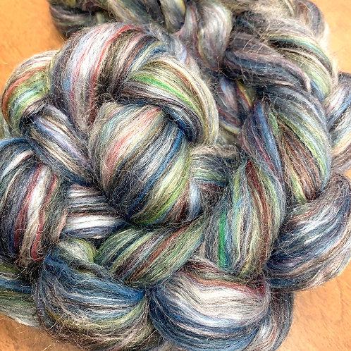 Ashford Merino/Silk--Damson