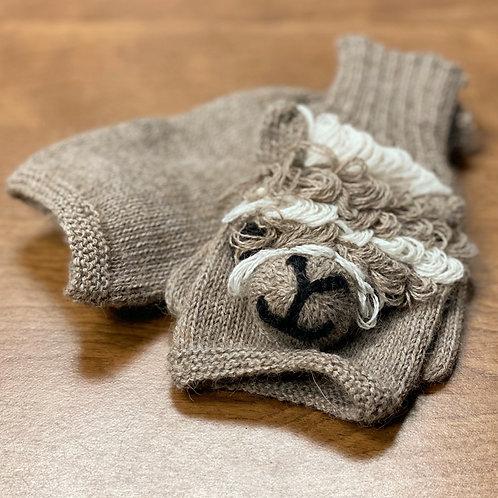 Children's Fingerless Gloves