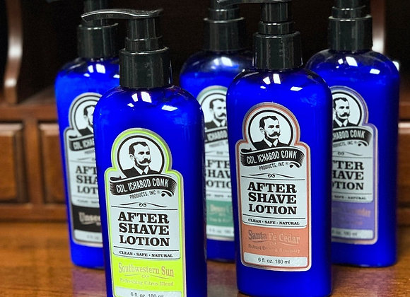 Col. Ichebod Conk Aftershave Lotion