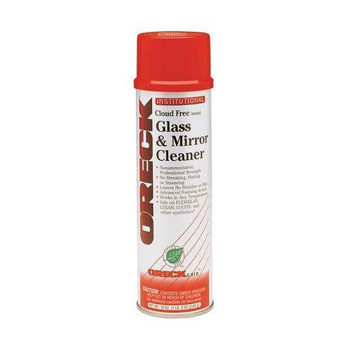 Glass Cleaner Aerosol