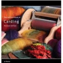 The Ashford Book of Carding Revised, 2012