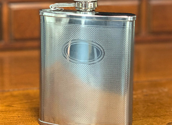 Col. Conk Stainless Steel Flask