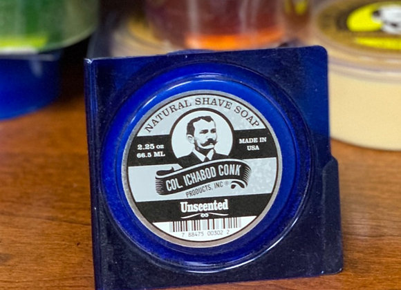 Col. Conk Natural Soaps- Unscented