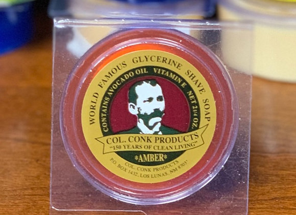 Col. Ichabod Conk Glycerine Soaps