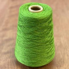 Cone yarn for weaving