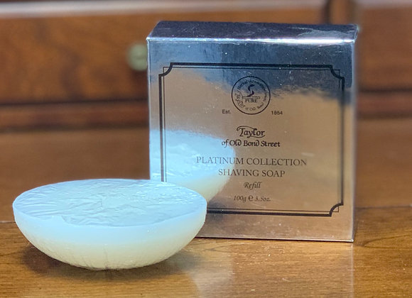 Taylor of Old Bond Street Shave Soap - Platinum Collection