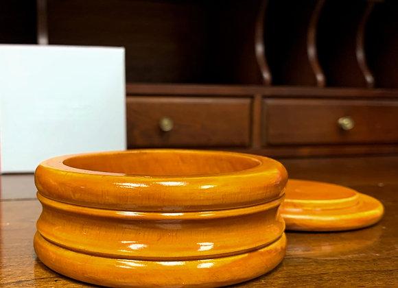 Honey Mangowood Shave Bowl