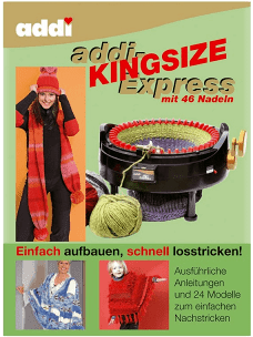Knitting with the Addi-Express King Size