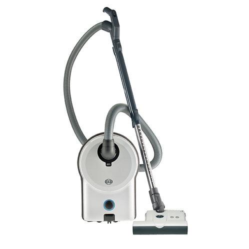 Premium D4 White Canister Vacuum