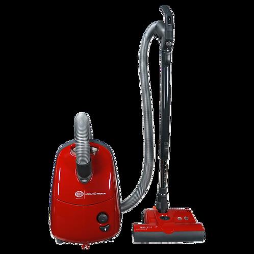 Premium E3 Red Canister vacuum