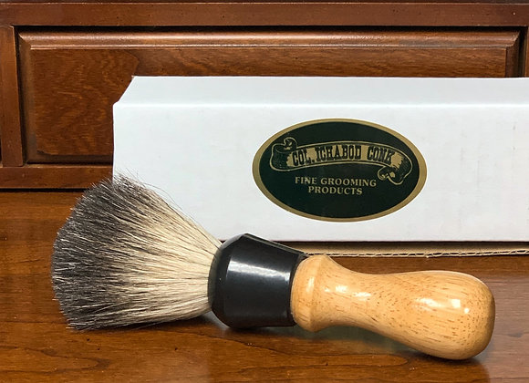 Col. Conk Long Wood Shave Brush