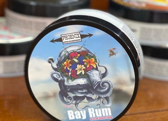 Phoenix Shave Soap - Bay Rum