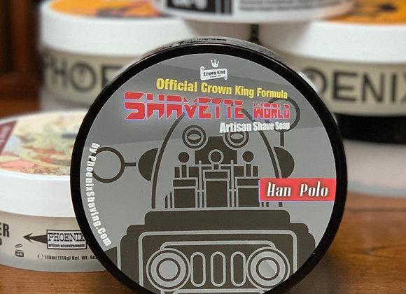 Phoenix Shave Soap - Crown King Shavette