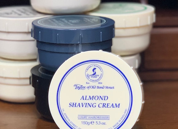 Taylor of Old Bond Street Shave Cream - Almond