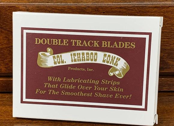 Colonel Conk Double Track Blades