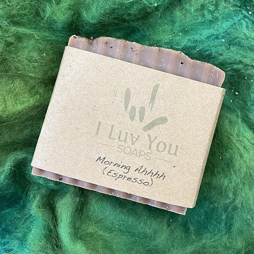 I Luv You soap - Morning Ahhhh