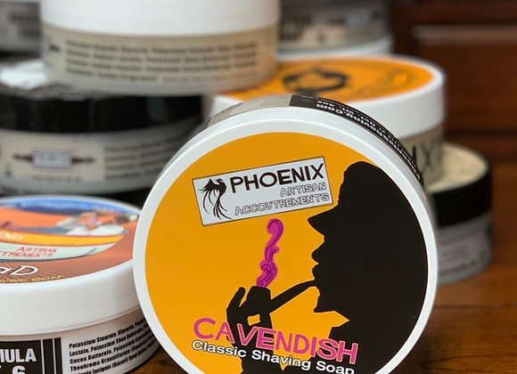 Phoenix Shave Soap - Cavendish