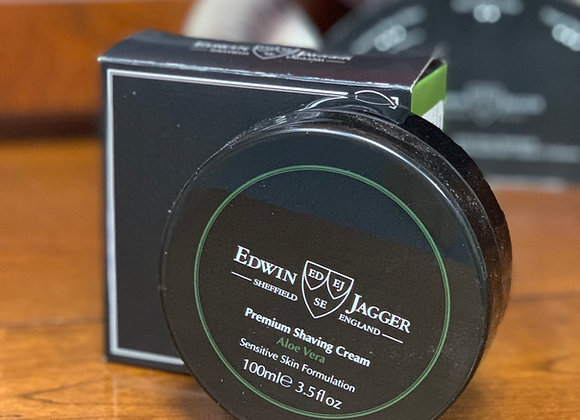 Edwin Jagger Shaving Cream - Aloe Vera