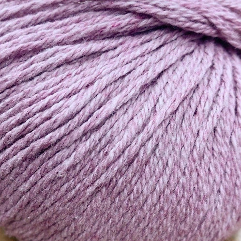 Rowan cotton cashmere #217 (purple)