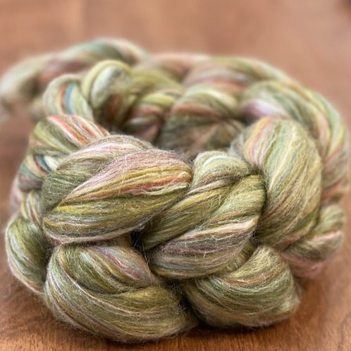 Ashford Merino/Silk Green