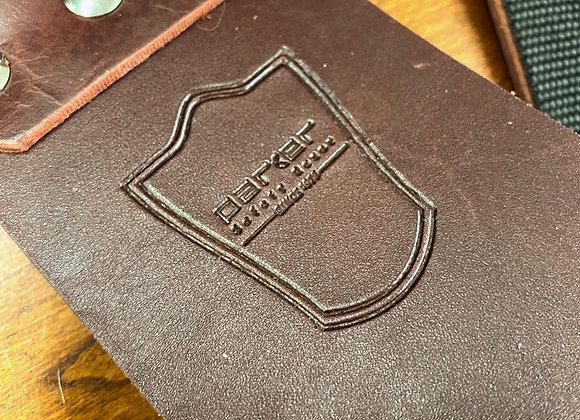 Parker - Latigo Leather Straight Razor Strop