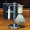 Thumbnail: Edwin Jagger 3 pc Set Chrome with Ivory Colored Handles