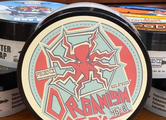 Phoenix Shave Soap - Organism