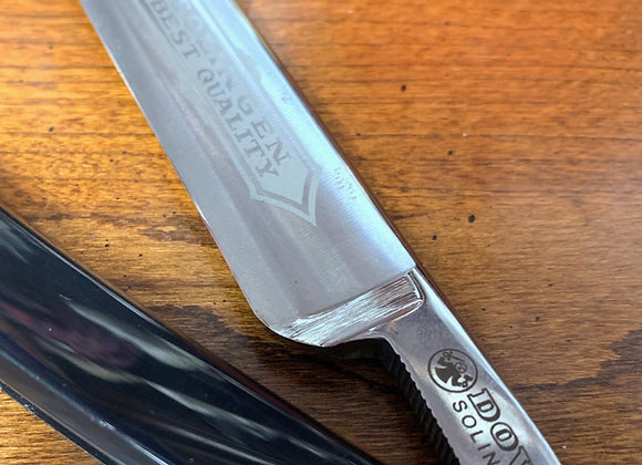 Dovo Straight Razor w/ Black