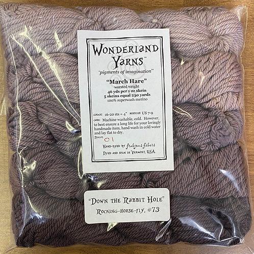 Wonderland - Rocking-Horse-Fly