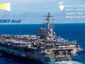 Frontier Geospatial Business Partner Awarded Contract with the Navy