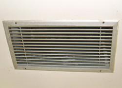 Nettoyage grille diffusion / Après