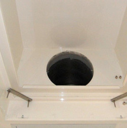 Nettoyage plafond / Après