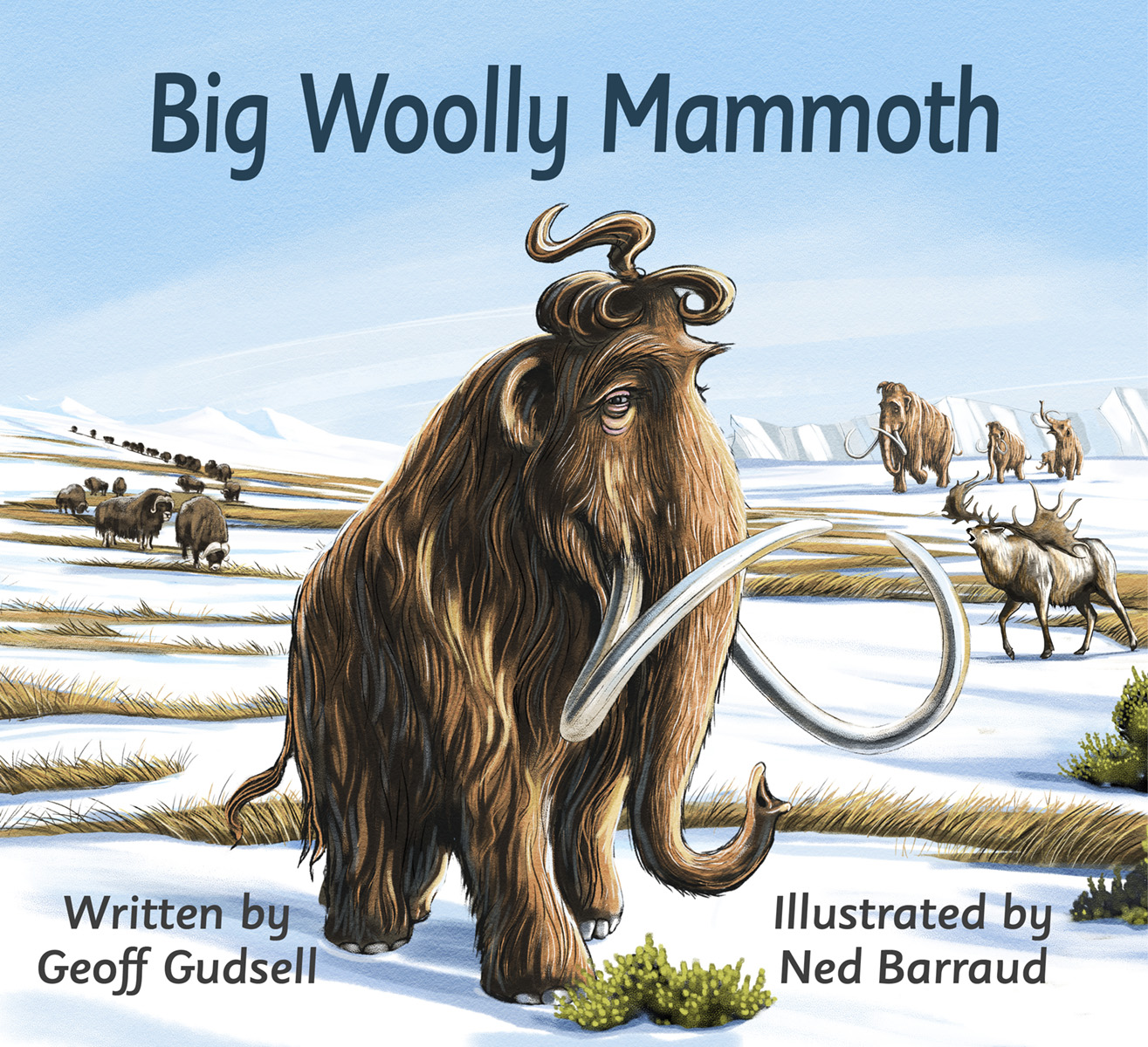 Big Woolly Mammoth