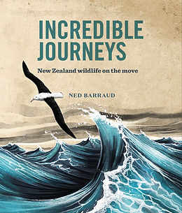 Incredible Journeys New Zealand nature books for kids
