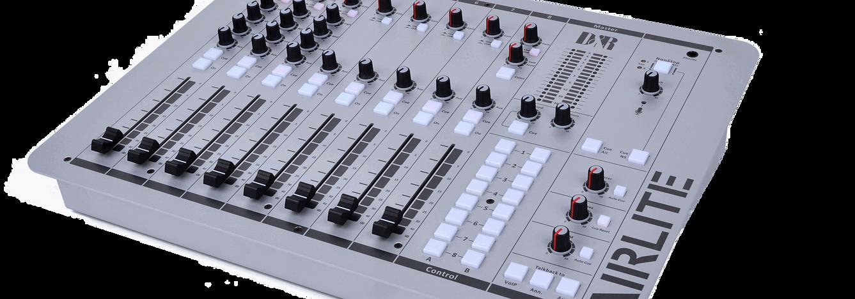 Airlite broadcast mixer
