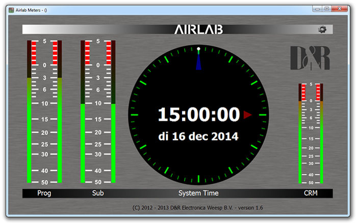 Airlab-meter software