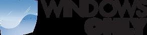 Windows-Only-Logo