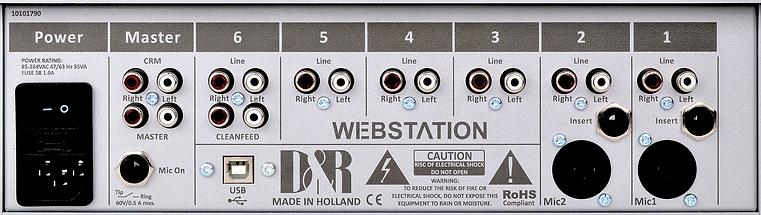 webstation backpanel