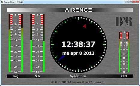 airence screenshot