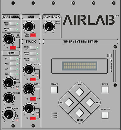airlab dt master section
