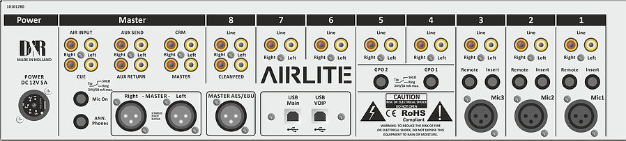 backpanel airlite
