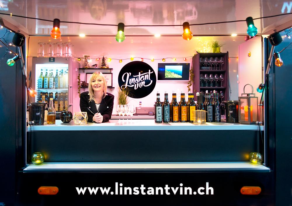 Image L'Instant vin