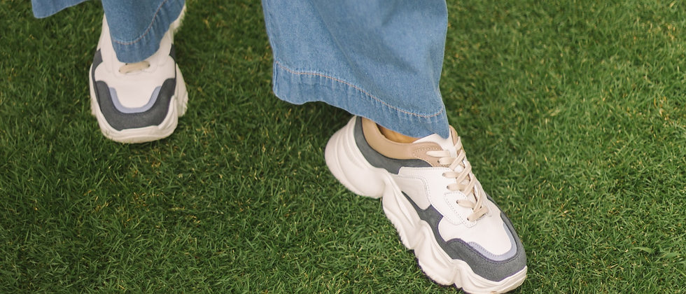 Capri Sneakers Navy