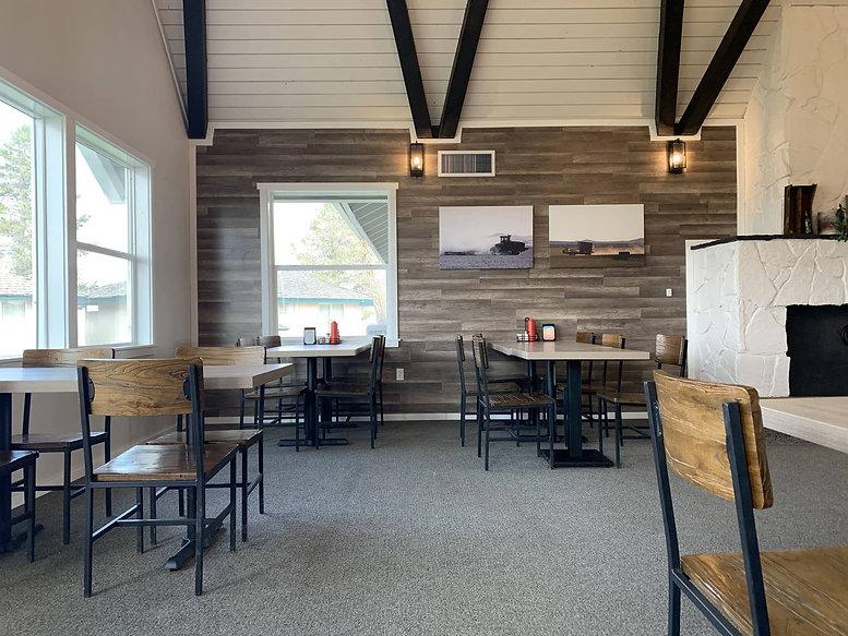 Lakeside Restaurant | Interior of Restau