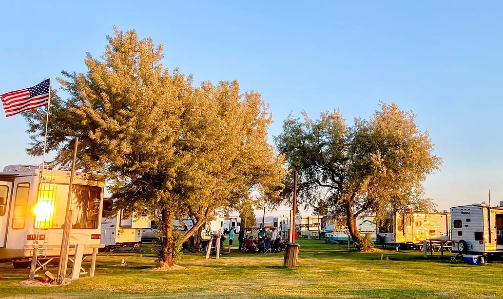 Lakeside RV Park | Christmas Valley, OR