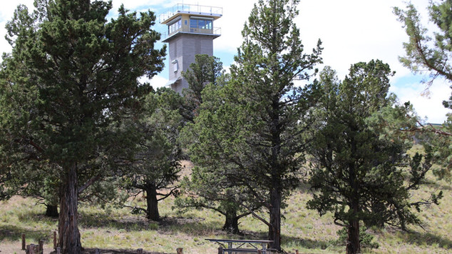 Green Mountain Fire Lookout