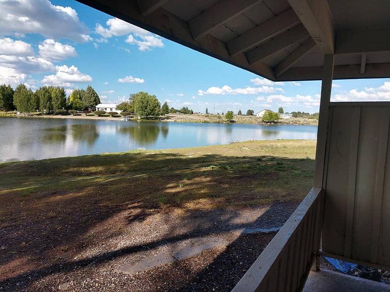 Lakeside Motel | Lake Front View | Chris