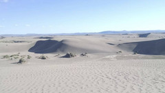 Christmas Valley, OR Sand Dunes